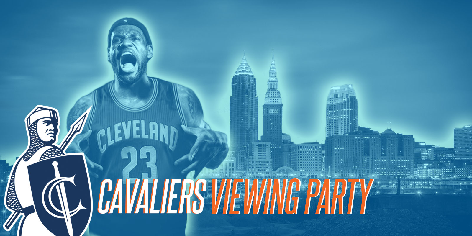 Cavaliers v. Chicago Bulls Viewing Party and Fundraiser – February 25th