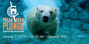 Cleveland Crusaders Polar Bear Plunge & Food Drive to benefit the Greater Cleveland Food Bank