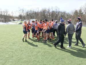 Match Recap: Cleveland Crusaders at Cincinnati Wolfhounds Rugby